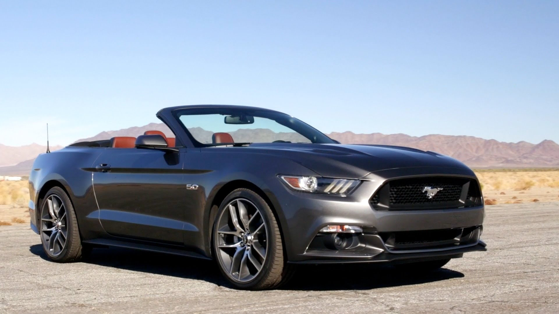 ford mustang cabrio aut luxury cars barcelona rent. Black Bedroom Furniture Sets. Home Design Ideas
