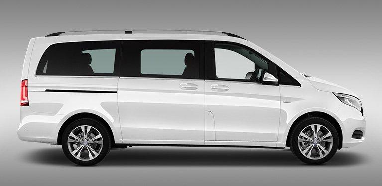 Mercedes benz clase v aut o similar luxury cars barcelona alquiler de coches de lujo en - Oficinas europcar barcelona ...