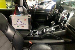 sanityCar